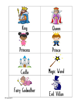 Fairy Tale Vocabulary