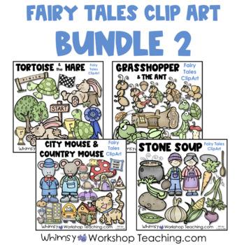 Fairy Tales Bundle 2 - Whimsy Workshop Teaching