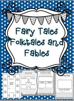 Fairy Tales, Folktales, and Fables (Common Core Aligned Ac