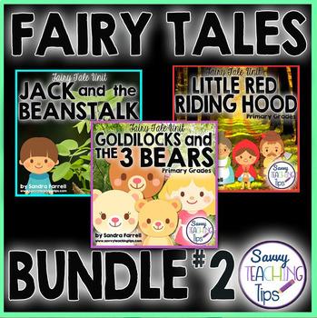 Fairy Tales - Language Arts Bundle #2