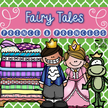 Fairy Tales: Prince and Princess Stories