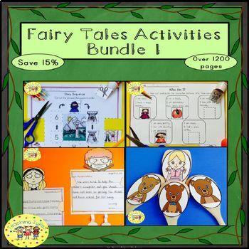 Fairy Tales Units Bundle 1