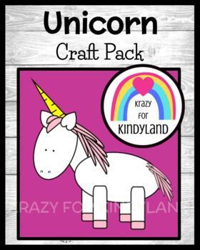 Fairy Tales: Unicorn Craft