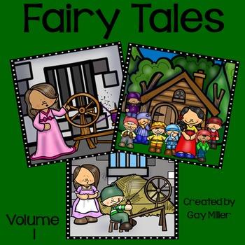 Fairy Tales Volume 1