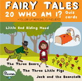 Fairy Tales 'Who am I?'