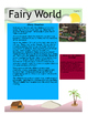 Fairy World: Creative Story Making with Small World Fairie