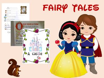 Fairy tales: mini unit