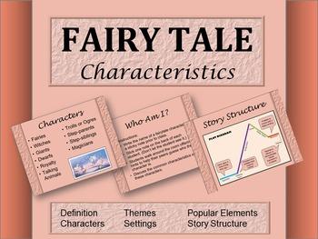 Fairytale Characteristics PowerPoint