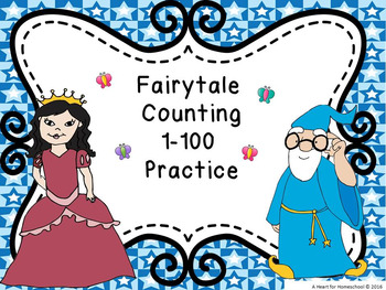 Fairytale Counting 1-100