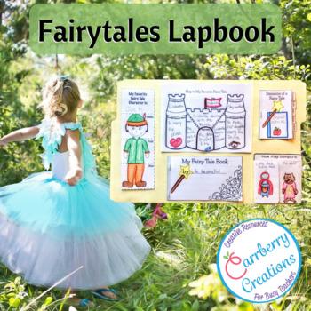 Fairytale Genre Study Lapbook and Minibooks