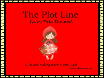 Fairytale Themed Plot Line Game