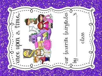 Fairytale Unit Class Book