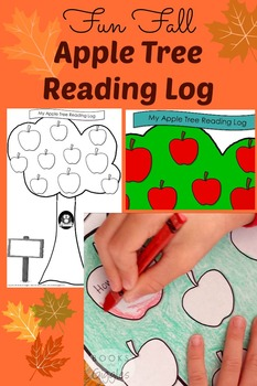 Fall Apple Tree Reading Log