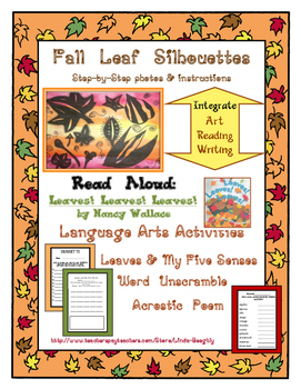 Language Arts Writing/Poetry with Fall Art - Draw & Waterc