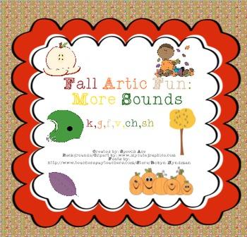Fall Artic Fun: More Sounds