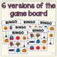 Fall BINGO: Language Based Game