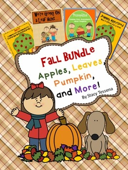 Fall BUNDLE: Apples, Leaves, Pumpkins and More!!!