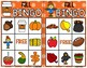 Fall Bingo Set