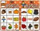 Fall Bingo Set