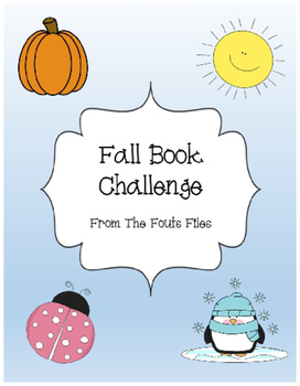 Fall Book Challenge