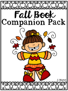 Fall Book Companion 1 (Read Aloud Activities for Fall)