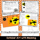 OCTOBER Math (CCSS) and Art All in One! Geometry, Art, Int