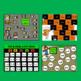 Fall CVC Roll & Read Board Games (phonics, short vowels, a