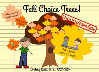 Fall Choice Trees (Bilingual)