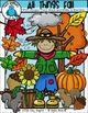 Fall Clip Art Bundle - Chirp Graphics