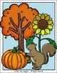 Fall Clip Art Set - Chirp Graphics