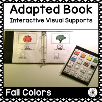 Fall Colors Adapted Book