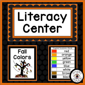 Fall Colors Literacy Center