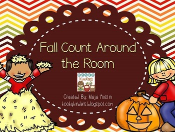 Fall Count Around the Room