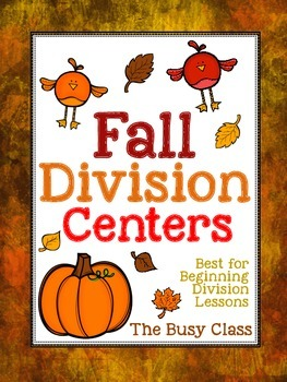 Fall Division Centers