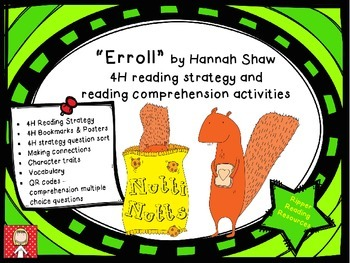 """Fall - """"Erroll"""" a story about a squirrel - 4H reading comp"""