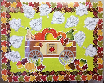 Fall Essentials Bulletin Board Value Pack