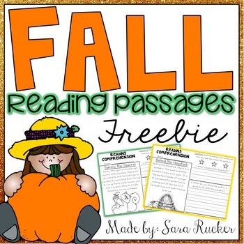 Fall {FREEBIE} by Sara Rucker