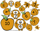 Fall Fact Families / Fall Number Bonds