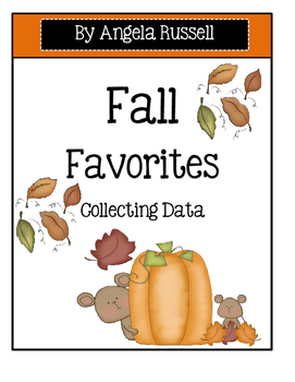 Fall Favorites ~ Collecting Data