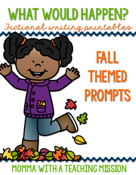Fall Fictional Writing Printables