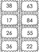 Fall Fill It In Bingo Expanded Notation and 2-Digit Additi