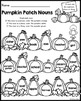 Fall First Grade Printables - Math and Literacy Skills