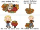 Fall Foldable Early & Emergent Readers ~Set of 10~ Color &