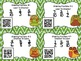 Fall Fraction Frenzy-R U QRazy-or Not? Sorting, QR Codes (