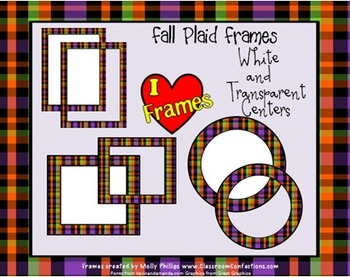Fall Frames {Commercial Use}