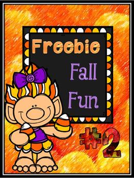 Fall Freebie 2
