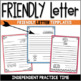 Fall Friendly Letter Fun ~ Featuring the 5 Parts of a Frie