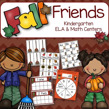 Fall Friends Kindergarten Centers