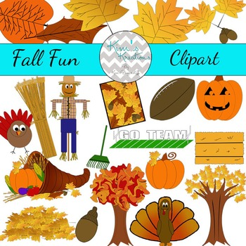 Fall Fun Clipart