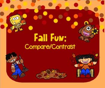 Fall Fun: Compare/Contrast